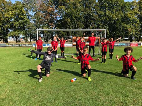 E 1 Sieg zum Rundenauftakt gegen FC Germ. Friedrichstal 2