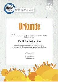 Urkude FVL Jugend