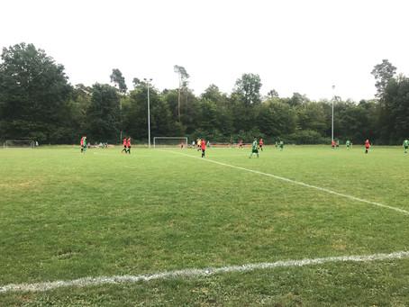 FV Linkenheim 2 - FV Malsch 2 3:3 (1:0)