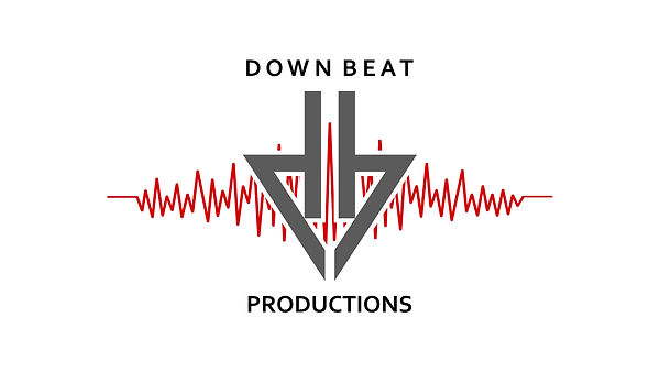 Down Beat Productions Logo