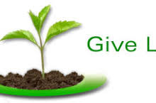 Give life! - Give with Purpose!