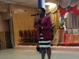 Ministering at Siloe