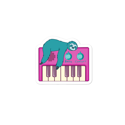 Synth the Sloth