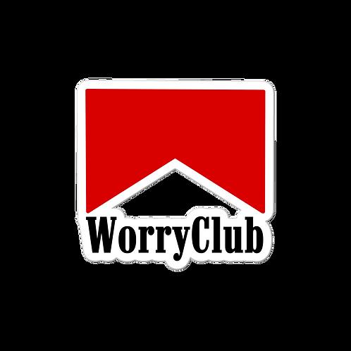 Worry Club Bootleg Sticker