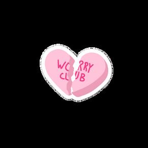 Heartbreak Sticker