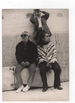 Ed and Jean Harris