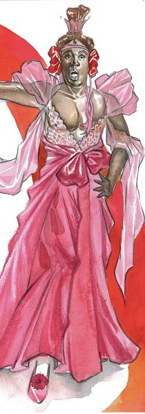 Orsino's 2nd Costume