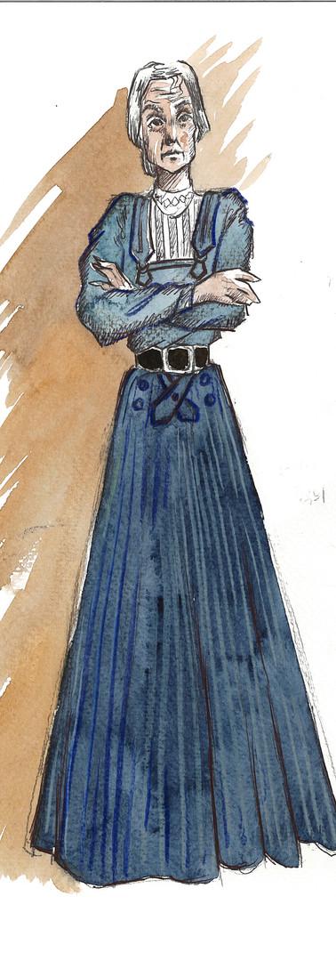 Aunt Elizabeth's Costume