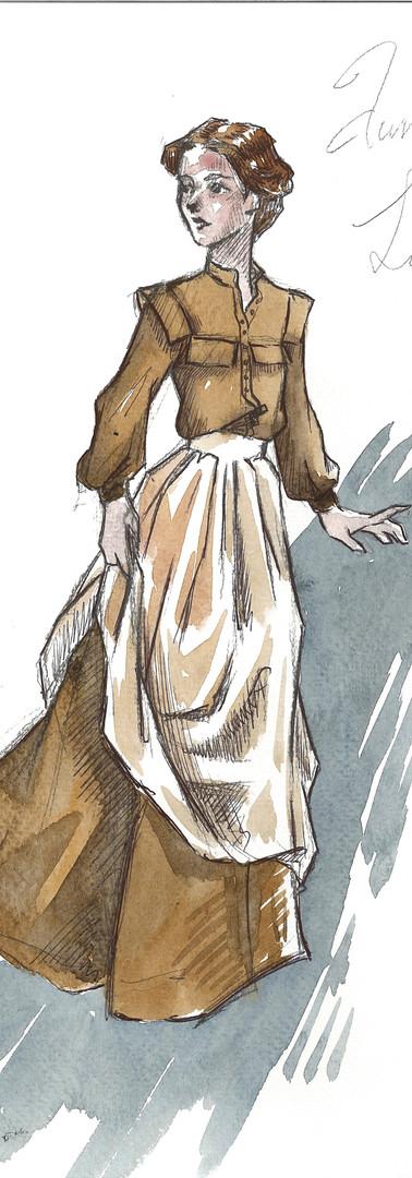 Aunt Laura's Costume