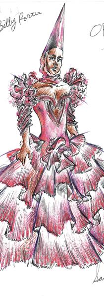 Orsino's 1st Costume
