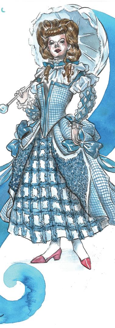 Viola's 2nd Costume