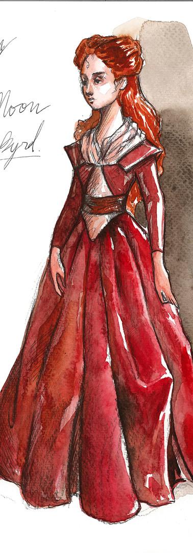 Emily Byrd Murray's Costume