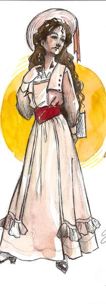 Emily Byrd Starr's Costume