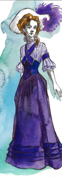 Ilse Burnley's Costume