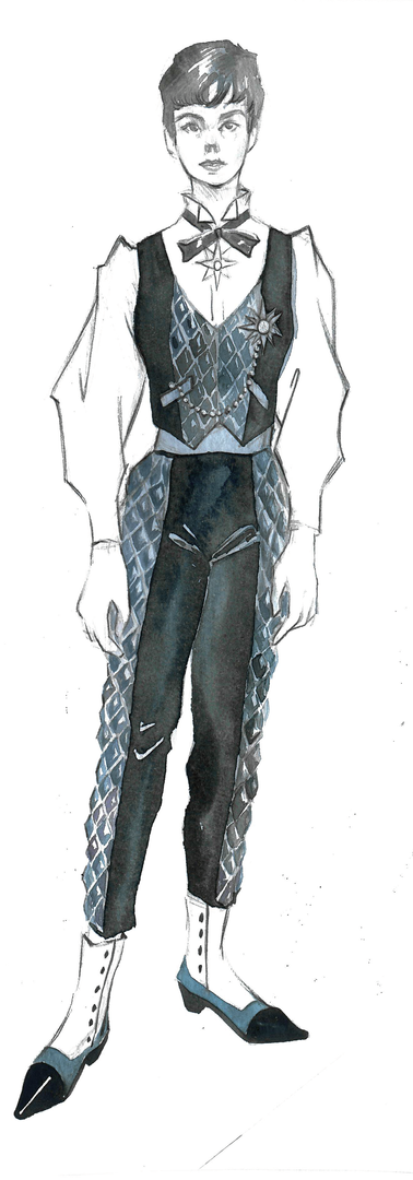 Olivia's 1st Costume