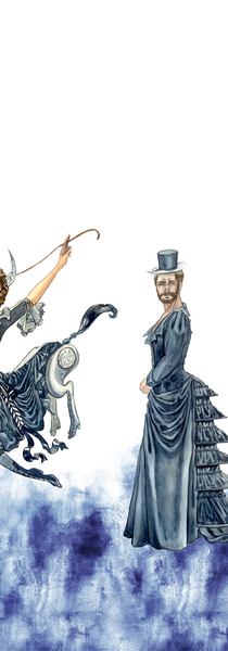 Overall Costumes in Act 1