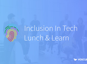 Voscuris launch Inclusion in Tech Meetup