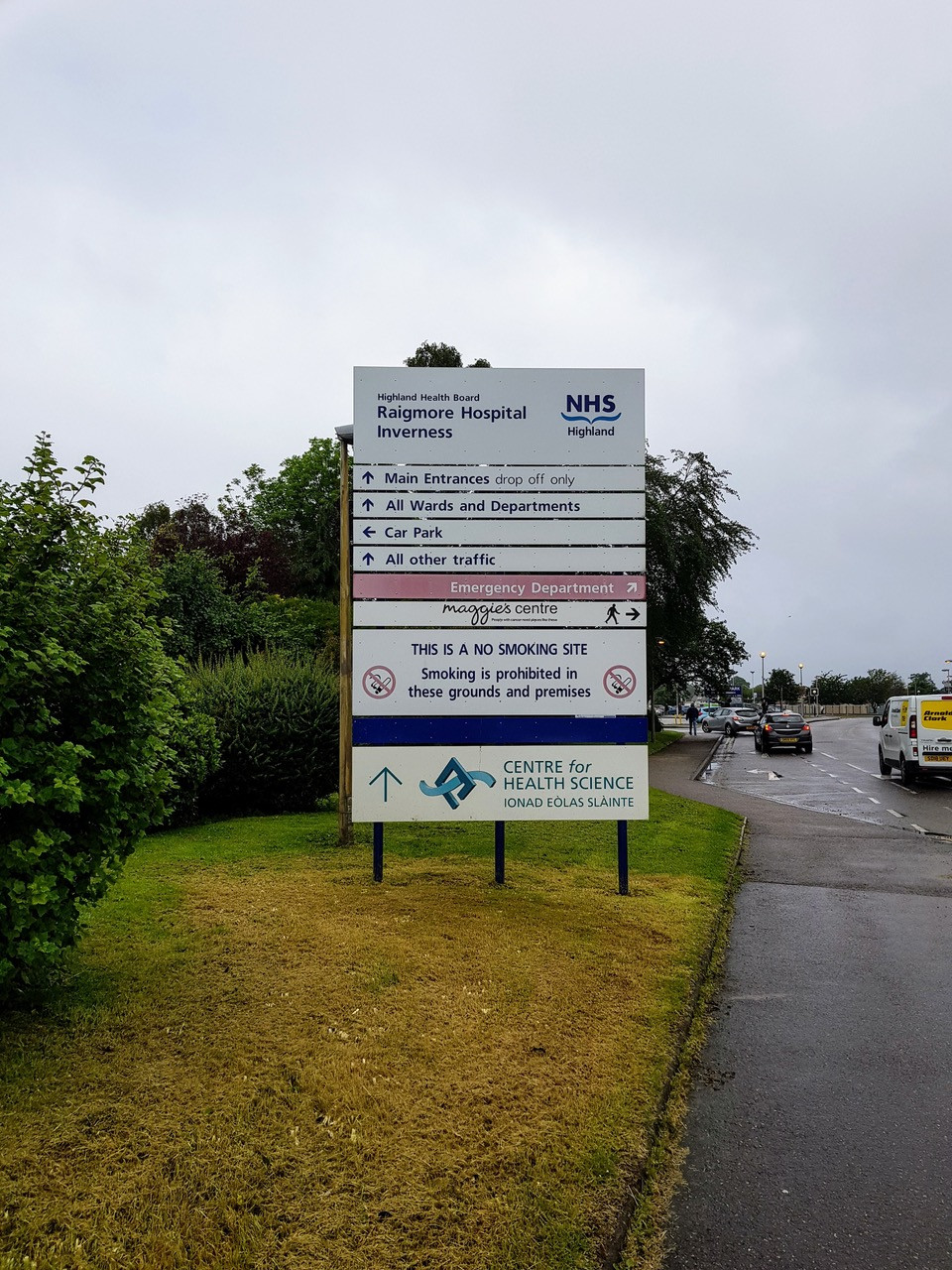 NHS Highland Centre for Health Science