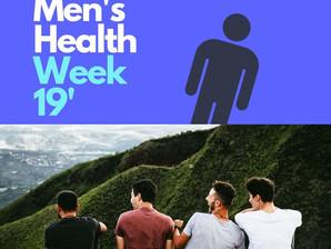 Men's Health Week 2019: Get The Test