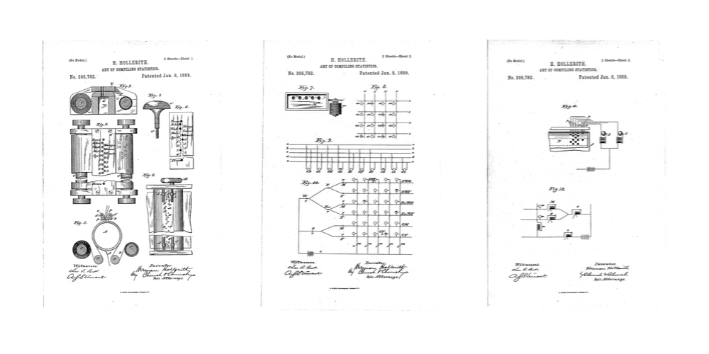 Tabulating Machine Documents