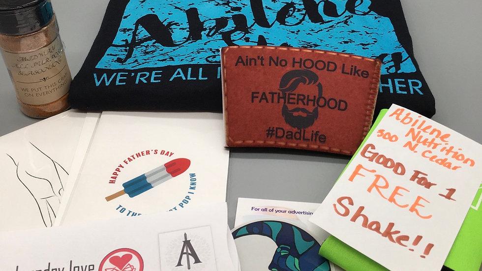 Mini Fathers's Day box