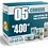 Thumbnail: EAN-13 Pacote com 05 unidades para 05 Produtos