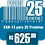 Thumbnail: EAN-13 Pacote com 25 unidades para 25 Produtos