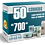 Thumbnail: EAN-13 Pacote com 50 unidades para 50 Produtos