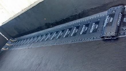 Mantas asfalticas