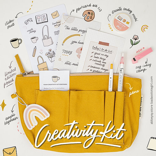 Creativity Kit (Limited Edition) - Sold out