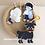 Thumbnail: Acrylic charms- Badass Tote Girl x Moonzyuzy
