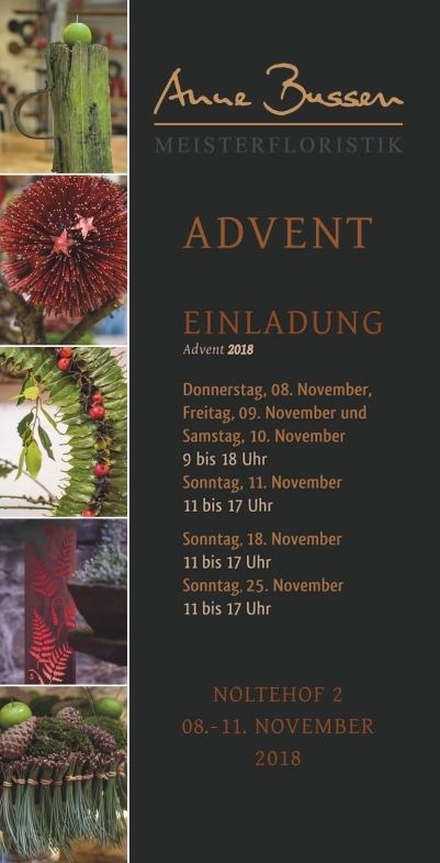 Anne Bussen Advent 2018