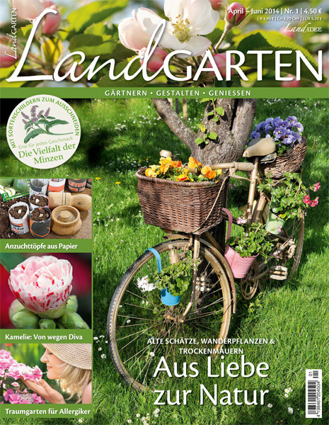 LandGarten 2014/Nr.1