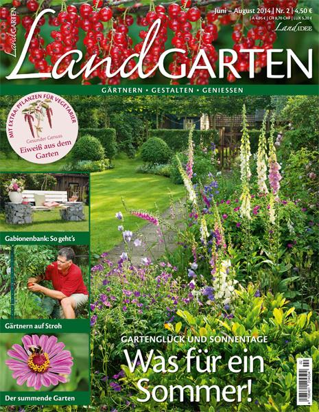 LandGarten Juni-August 2014