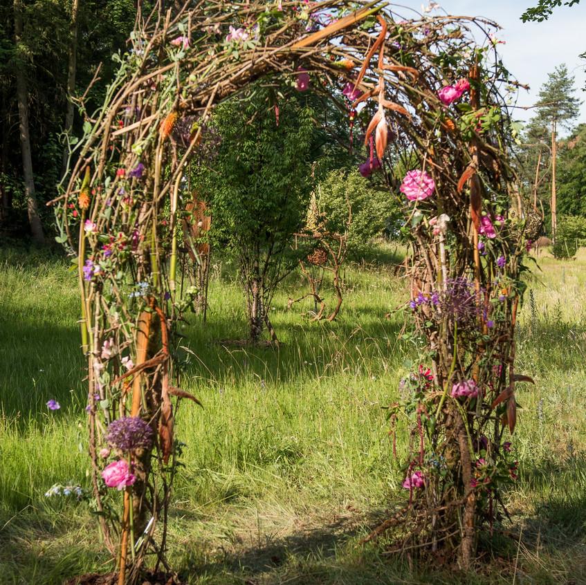 Das Tor zur Zauberwelt...