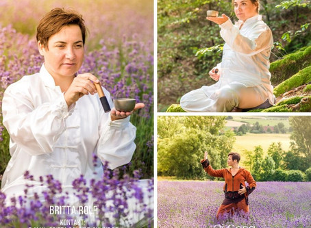 Personal Brand Fotoshooting in der Natur