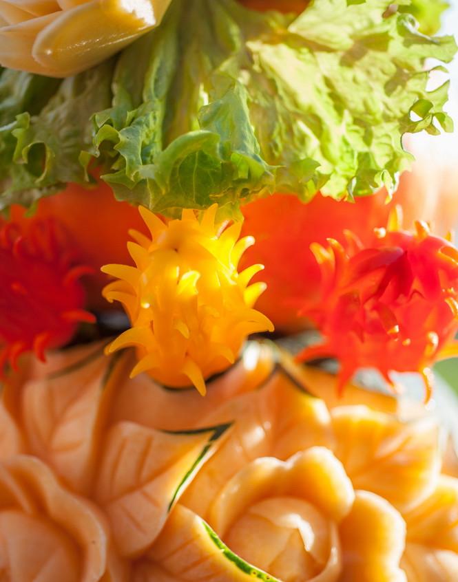 Gemüse Kreativ