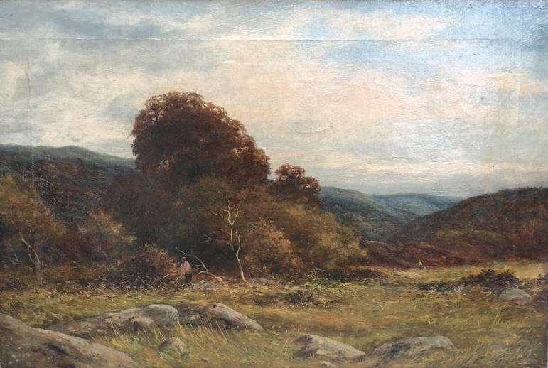 Welsh landscape, Snowdon