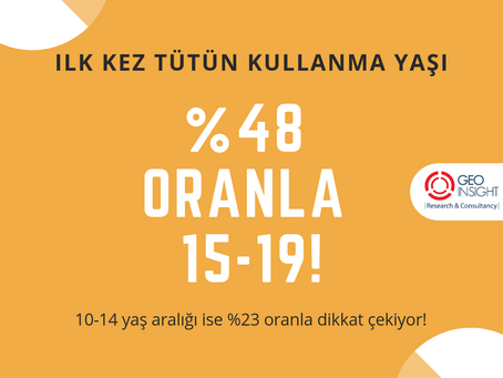 Türkiye'deki Tütün Kullanımındaki Korkutucu İstatistikler