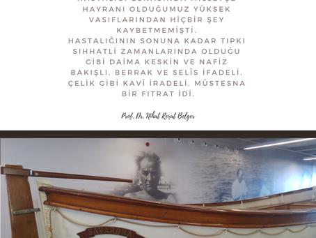 """""""Atatürk, yirminci yüzyılın en büyük mucizesidir."""""""