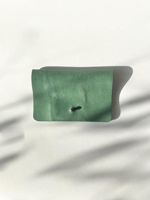 portfel M zielony