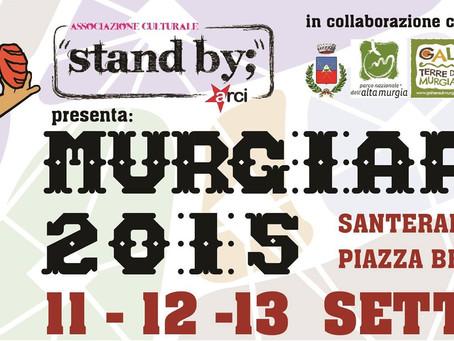 Murgiafest 2015