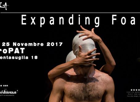 EXPANDING FOAM | Bambula Project
