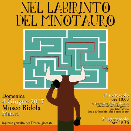 TEATRO AL MUSEO. NEL LABITINTO DEL MINOTAURO