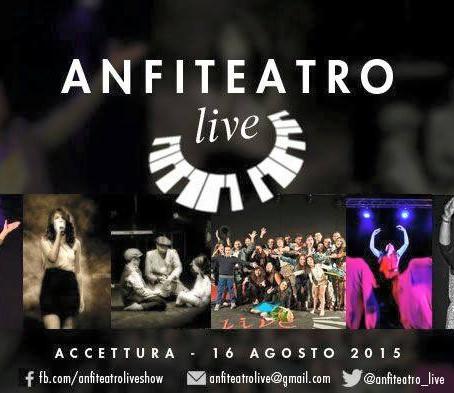 Anfiteatro Live 2015