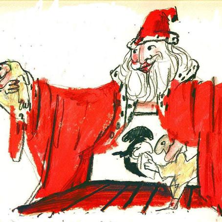 Natale al Teatro di Pulcinella di Bari