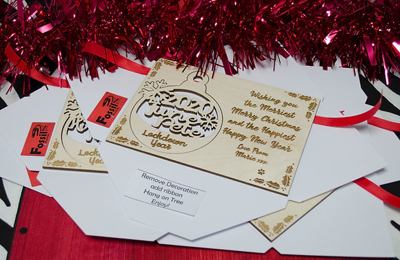 Christmas Cards 6 Pack