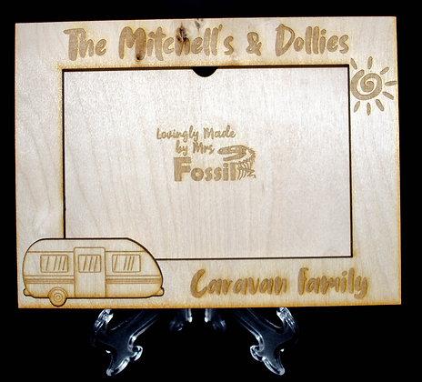 Caravan Frames