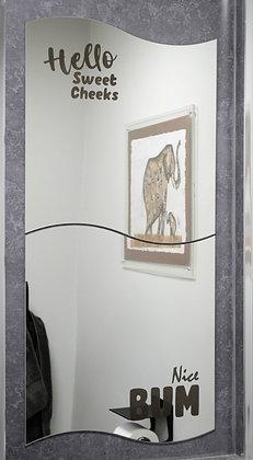 Mirror Wave Tile x1
