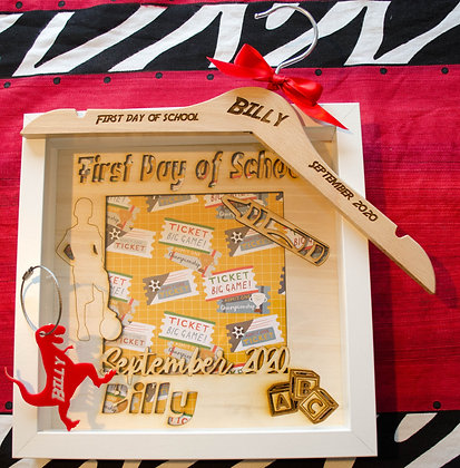 1st Day of School Set